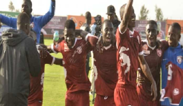 Génération Foot qualifiée en finale de la Coupe de la Ligue