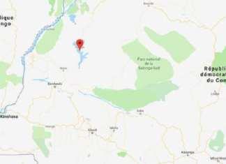 RDC au moins 30 morts et des dizaines de disparus lors d'un naufrage