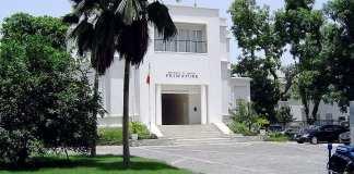 La Primature, résidence du Premier ministre à Dakar.