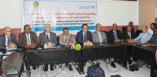 Mauritanie : Lancement d'un atelier sur l'étude de la feuille de route de l'assainissement en milieu rural à l'horizon 2030