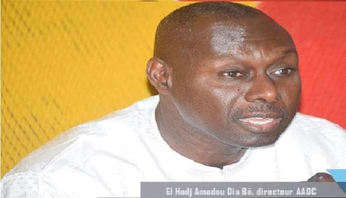 Trois athlètes sénégalais pensionnaires du Centre Africain athlétisme de Dakar (Directeur)