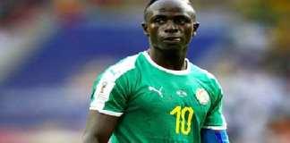 1ère Journée CAN Suspension confirmée pour Sadio Mané