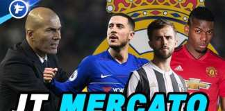 Le JT mercato du week-end