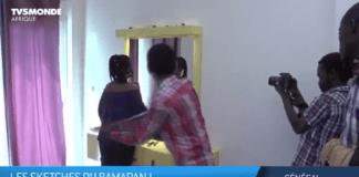 Le ramadan et les sketchs Une occasion pour les jeunes humoristes de se faire connaitre ( reportage)