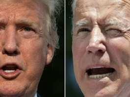 Trump traite Biden de crétin, le ton est donné dans l'Iowa