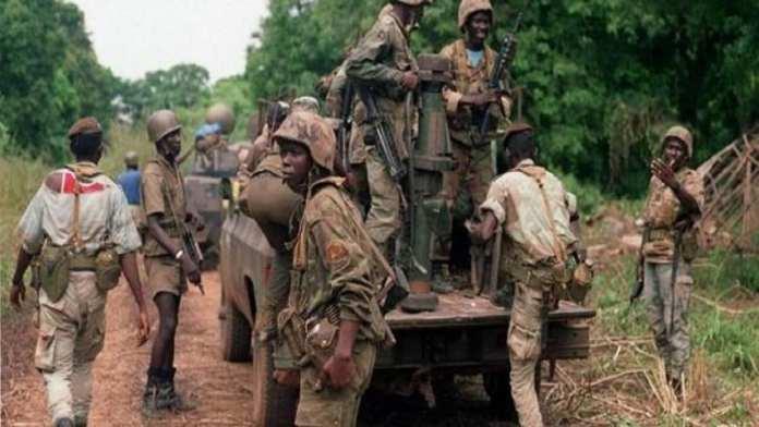 Bignona : Onze membres du Mfdc arrêtés