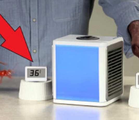 climatisation efficace et abordable que vous recherchez depuis des années grâce à cette invention incroyable