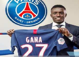 Idrissa Gana Guèye signe un contrat de quatre (04) ans avec le PSG (Officiel)