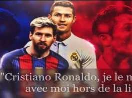 Lionel Messi révèle les 5 meilleurs joueurs du monde à ses yeux sans Ronaldo