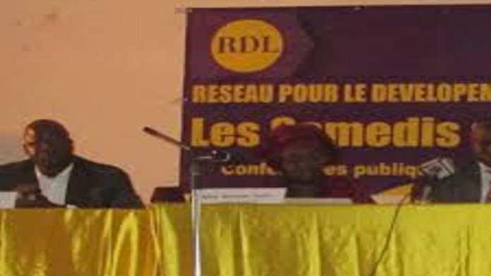 """RDL monte au créneau """"Non M. Abdoul Mbaye, le Sénégal n'est pas sous ajustement structurel"""" 1"""