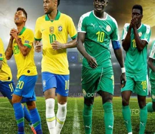 Enjeux de la rencontre Brésil Vs Sénégal pour les Lions