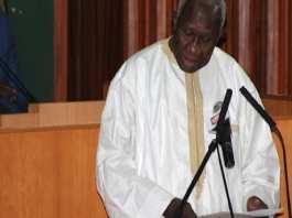 """HG du Sénégal : """"Les rédacteurs ont repris mon article sans m'avertir"""" (Makhaly Ndiack Ndoye)"""