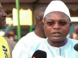 Oumar Guèye, ministre des Collectivités territoriales, du Développement et de l'Aménagement des territoires