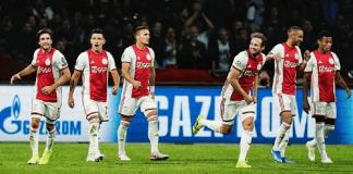 Vidéo : Le but de Promes (Ajax) contre Lille