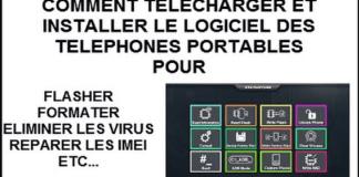 """Application Pour Flasher Formater Réparer IMEI de N""""Importe Quel Model Android [Tuto 2019]"""