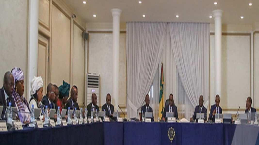 Le Communiqué du Conseil des Ministres du mercredi 09 octobre 2019