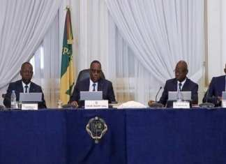 Les nominations du Conseil des ministres du 9 octobre 2019