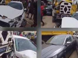 Un camion fou ravage tout sur son passage à Liberté 6 (Dakar)