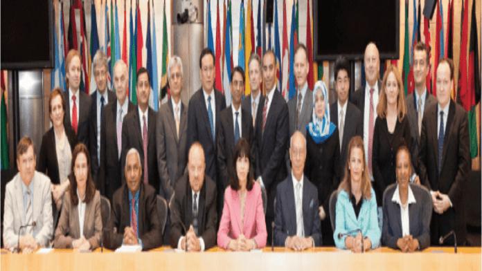Le Conseil d'administration du Groupe de la Banque mondiale en 2011