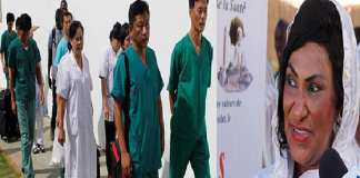 Des médecins coréens dans le dispositif de couverture médicale du gamou