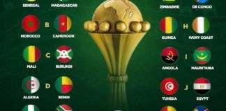Eliminatoires CAN 2021 Six Sélections font carton plein à l'issue des deux premières journées