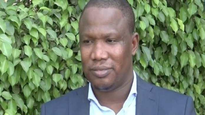 Le DG de l'ANAT Mamadou Djigo en deuil