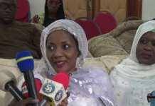 Les premiers mots de la nouvelle épouse d'Ameth Khalifa Niass