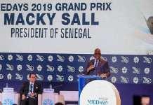 Macky Sall prône une ''Croissance économique vertueuse''