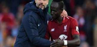 Sadio Mané répond vertement à Guardiola
