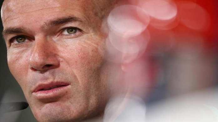 Zinedine Zidane panorealai