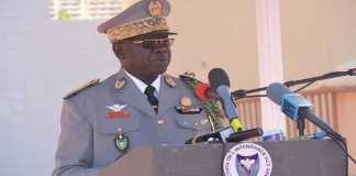 Général Cheikh Guèye, chef d'état-major général des Armées (CEMGA)