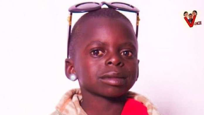 Kacaman (de son vrai nom Darcy Irakoze), star burundaise de YouTube, six