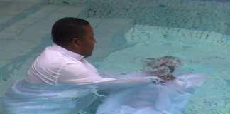 Le Baptême chrétien Point de départ de la course dans le monde