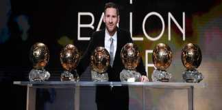 Lionel Messi sacré Ballon d'Or 2019 pour la sixième fois de l'histoire !