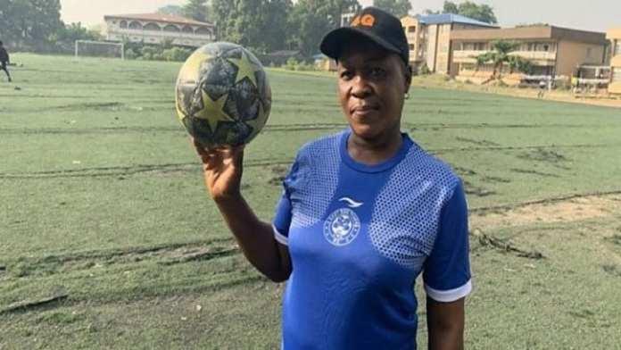Sierra Leone - Une femme nommée Coach d'un club de l'élite