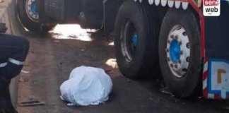 Témoignage sur une des victimes de l'accident aux Hlm Grand Yoff liir bu toy xep lafi bayyi