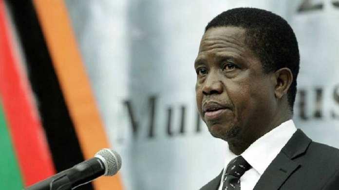 Zambie le président Lungu baisse son salaire