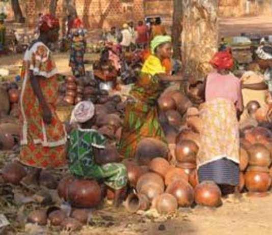 accés des femmes à la terre en Afrique de l'Ouest problématique et pistes de solutions au Sénégal et au Burkina Faso, Mbour 2-4 juillet 2008