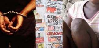 criminalisation du viol et pédophilie