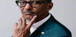 paul kagamé, président du rwanda