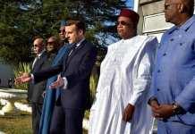 🔴 URGENT ! Déclaration des présidents du G5 Sahel : Ils souhaitent «la poursuite de l'engagement militaire de la France au Sahel»