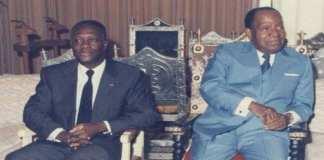 Félix Houphouët-Boigny à Alassane Ouattara