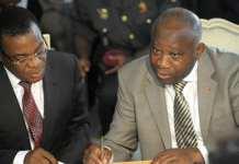 FPI/ Congrès unitaire : Laurent Gbagbo et Pascal Affi N'Guessan se ...