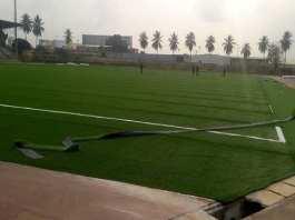 stade robert champroux de Côte d'Ivoire (enfin) livré