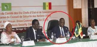 """Macky Sall : """"Il est urgent et légitime de rendre le Conseil de Sécurité ONU plus inclusif"""""""