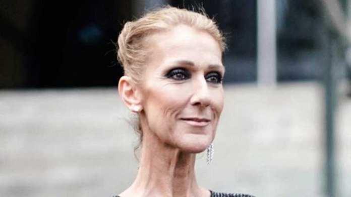 Céline Dion malade