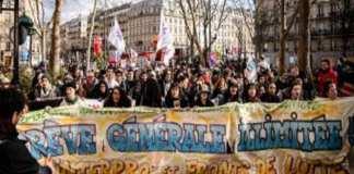 grève - faible mobilisation à paris