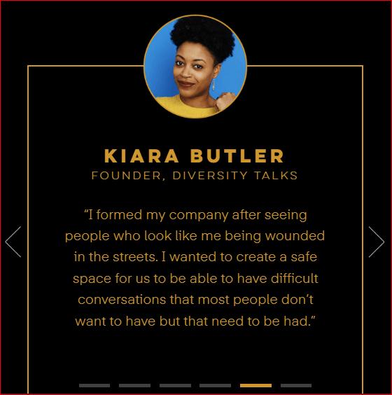 Kiara Butler-Capture
