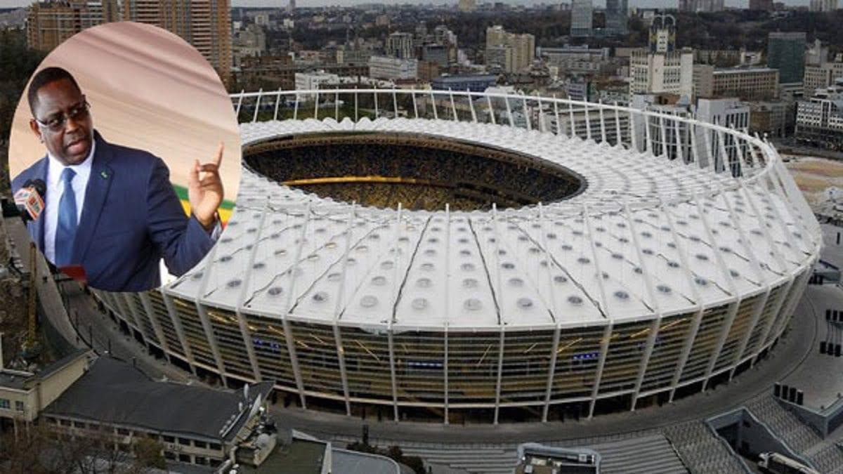 Stade olympique de Diamniadio : Macky annonce le démarrage des travaux fin janvier