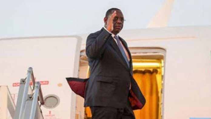 Agenda diplomatique du president Macky Sall